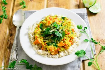 thai lentil curry