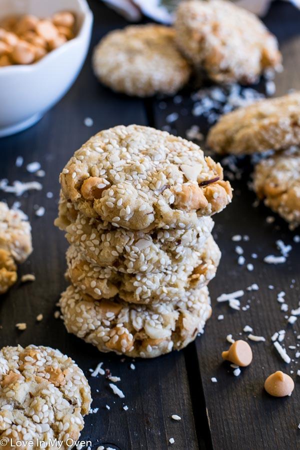 butterscotch mountain cookies