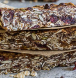 no-bake nut-free granola bars
