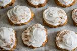 Pumpkin Cake Cookies