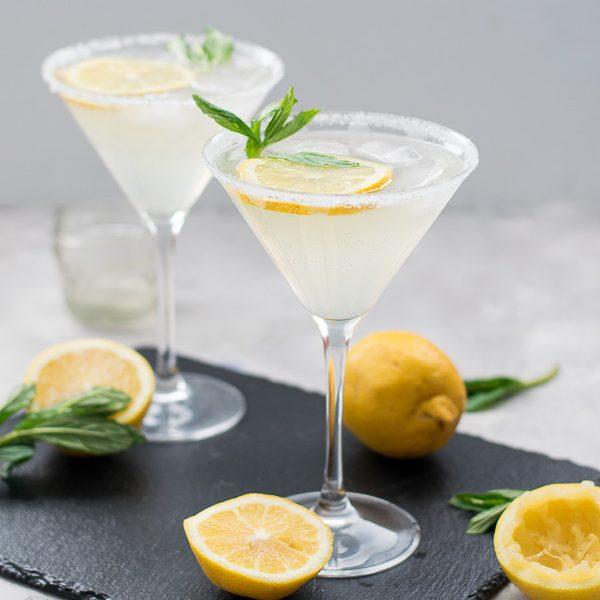 Lemon Vodka Cocktail | Love In My Oven