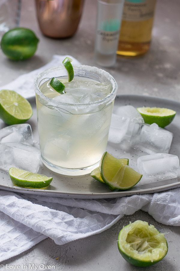 simple margarita
