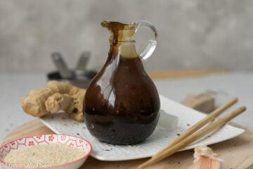 easy homemade teriyaki sauce